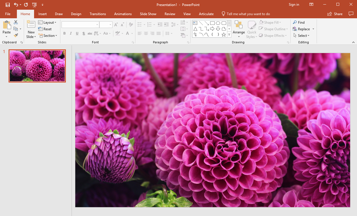 How to Fill Text with an Image in PowerPoint - E-Learning Heroes