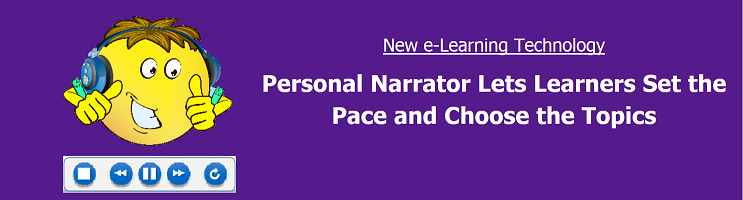 i-Narration in e-Learning