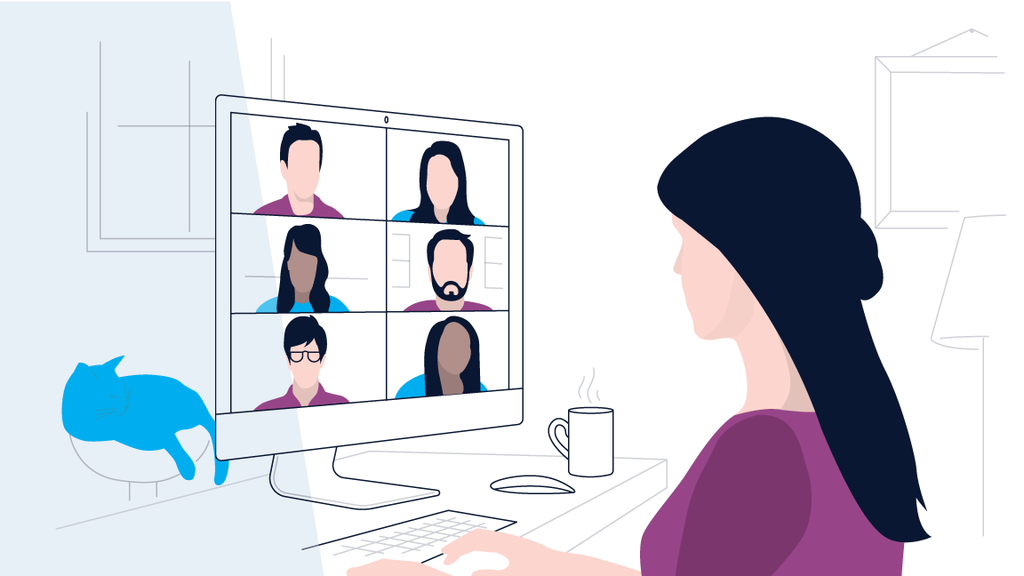 Header Image - How to Transition Your Team to Remote Work