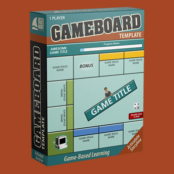Game-Based Template - Gameboard #2