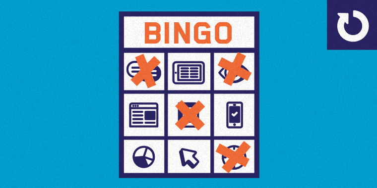 Instructionally Sound Buzzword Bingo Games for Meaningful E-Learning