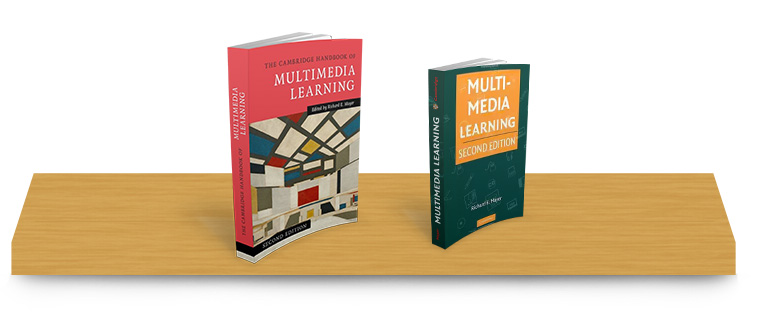Multimedia Learning Books by Richard Mayer