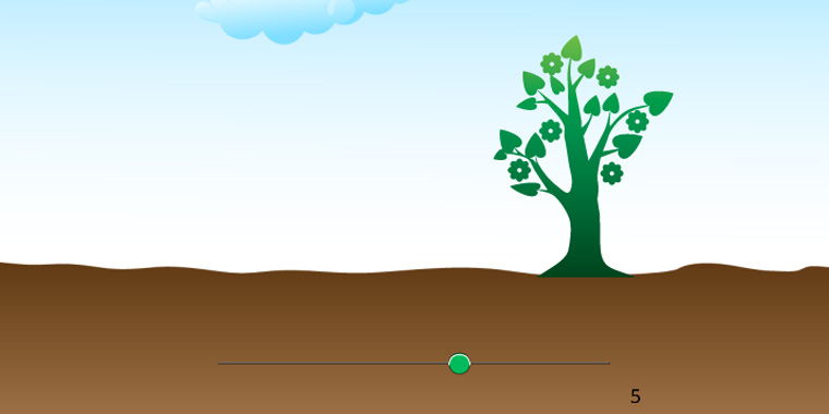 Tree Slider