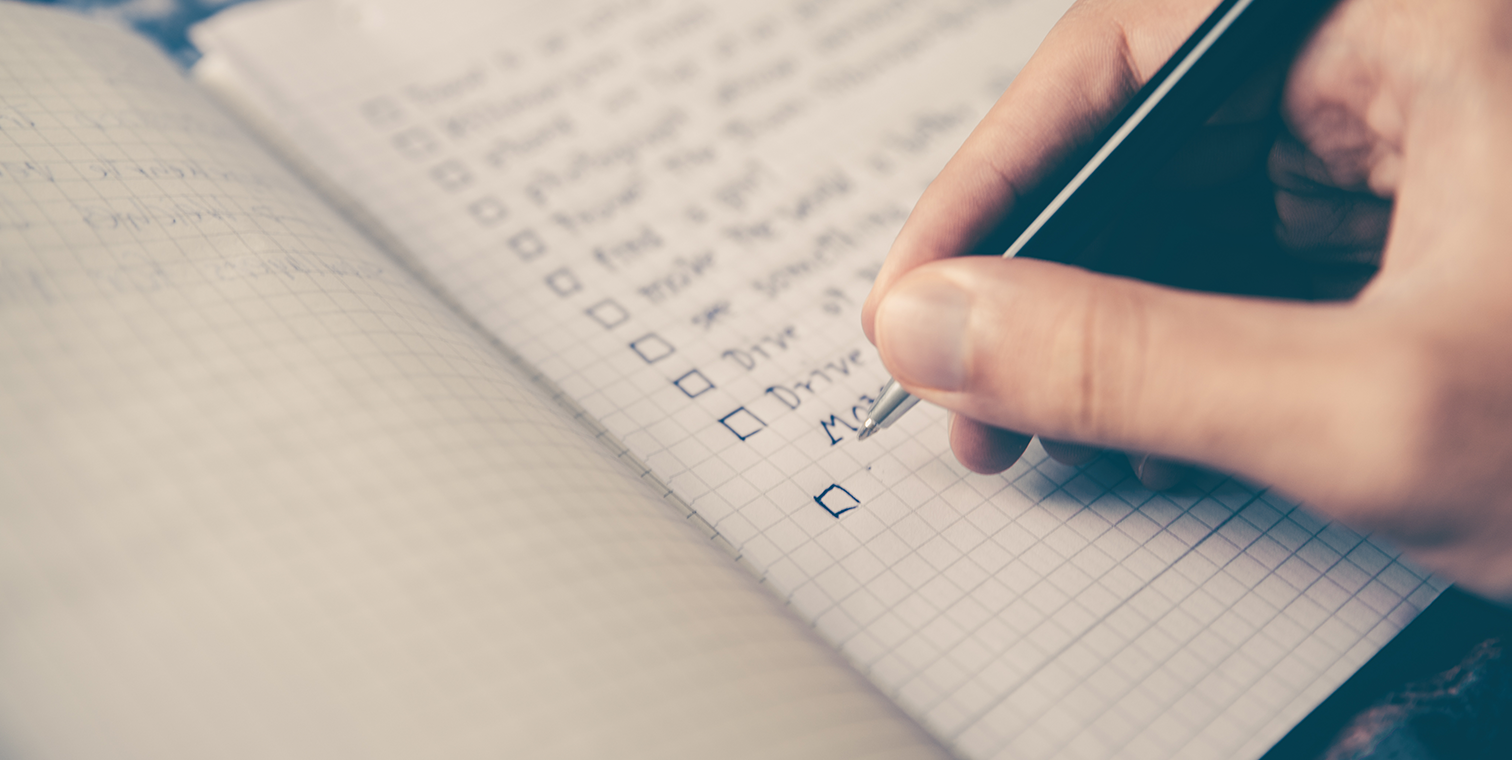 A Visual Design Checklist for E-Learning Noobs