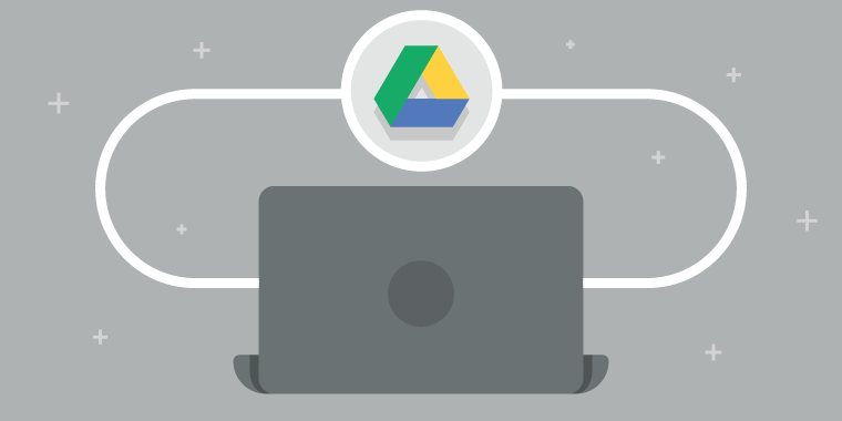 Share your e-learning course for free with Google Drive