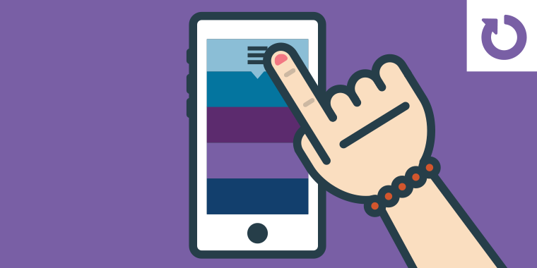 Mobile Navigation Examples