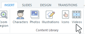 Content Library Grouping in Articulate Storyline 360