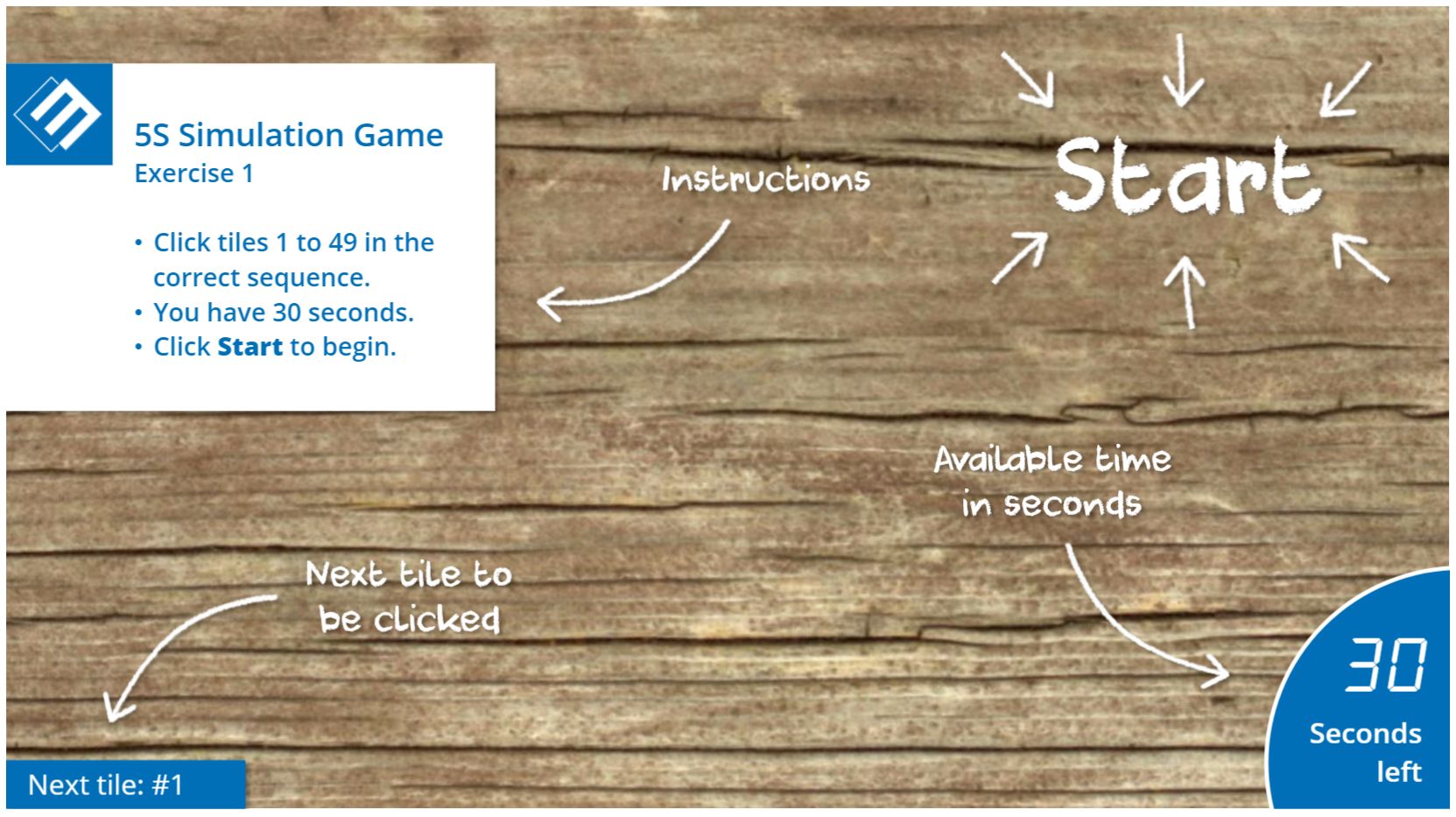 Showcase: Escape room created with Articulate Storyline 3