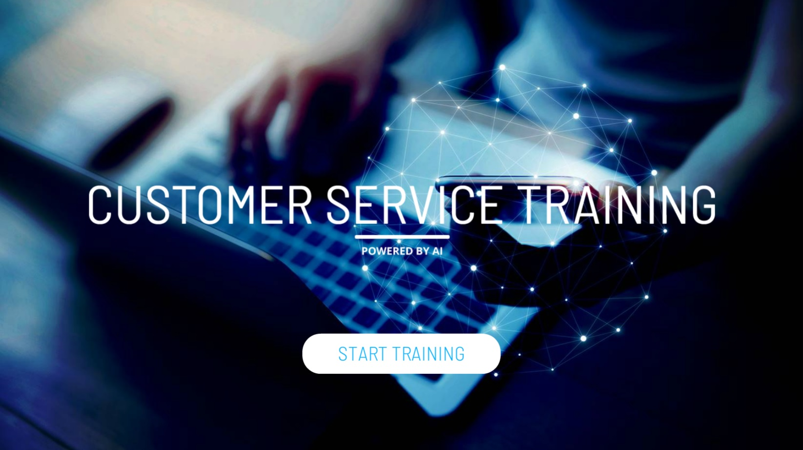 Customer Service eLearning Powered by Artificial Intelligence