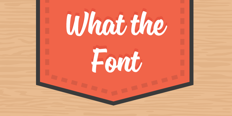 Finding the perfect font