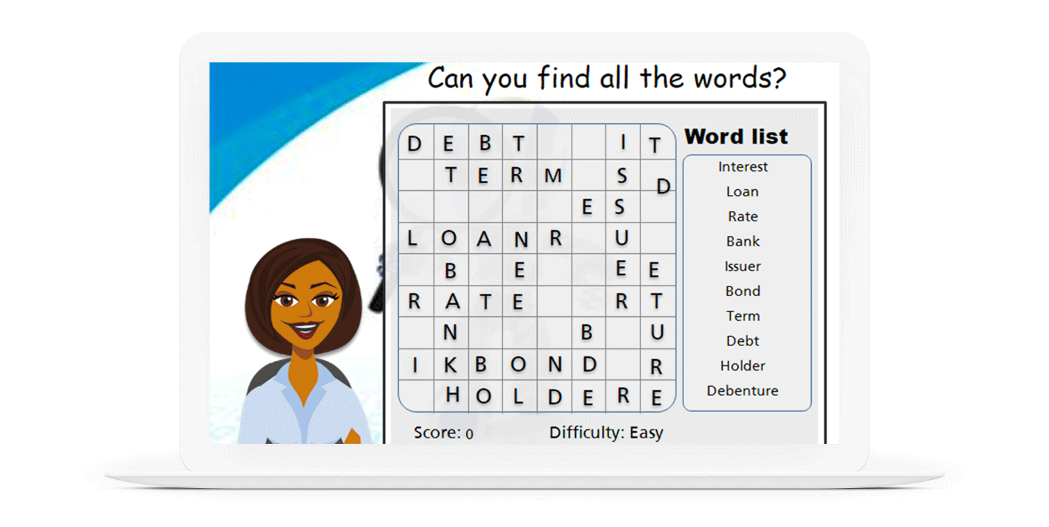 Word Puzzle by Adebare Showemmo