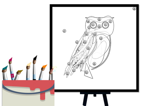 34 Online Coloring Book Examples In E Learning 190