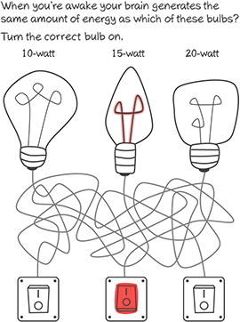 Which Switch Will Turn On the Light Bulb Puzzle