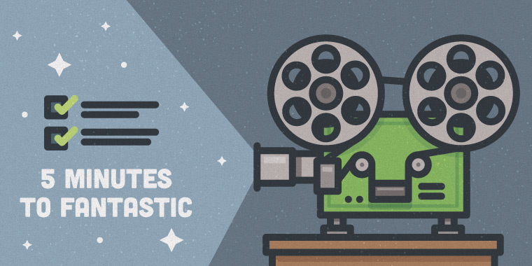 5 Minutes to Fantastic: Make a Checklist Interaction with Storyline in 5 Minutes or Less