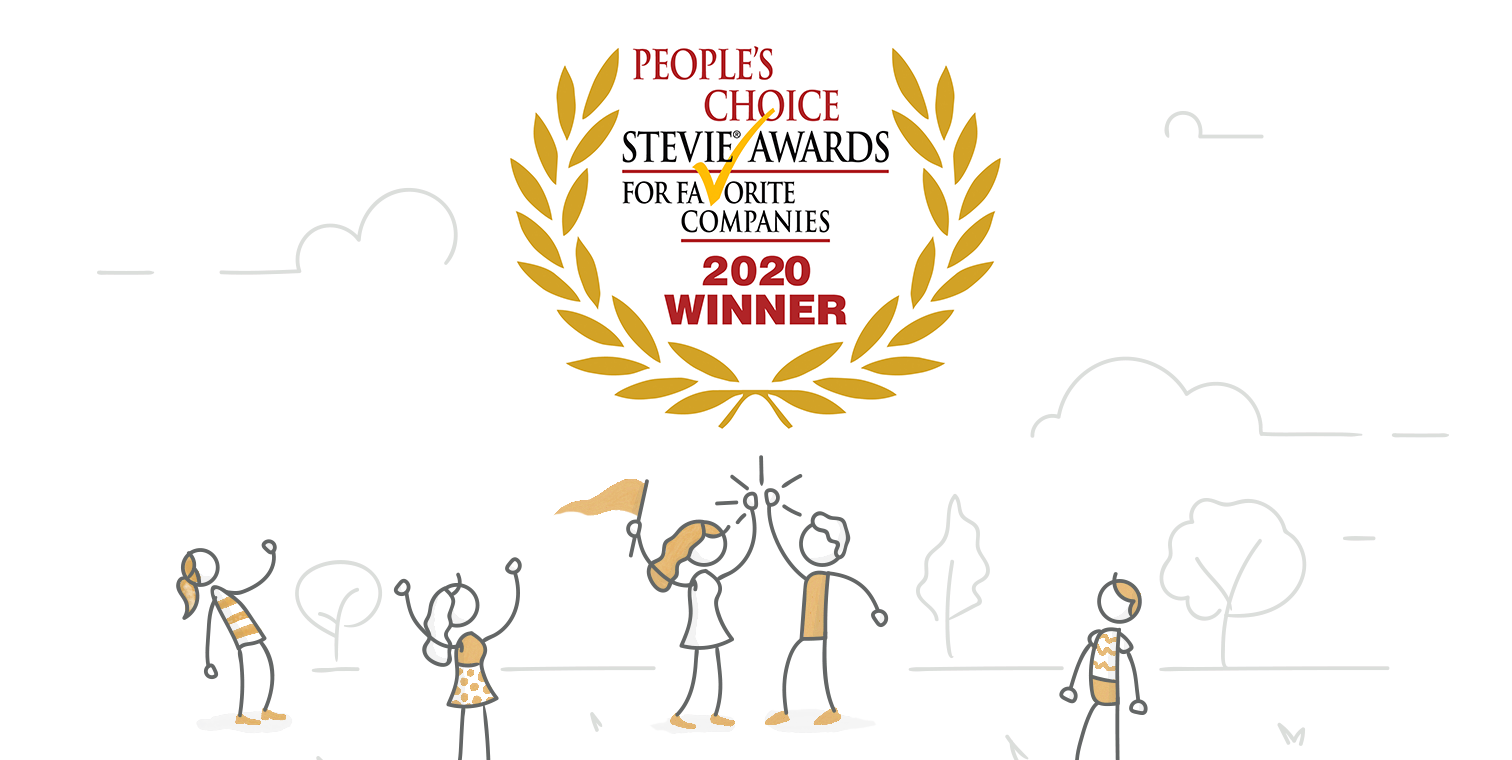 Articulate 360 Is a People's Choice Stevie Awards Winner