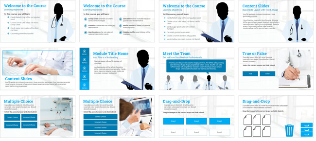 Medical Course Starter Template