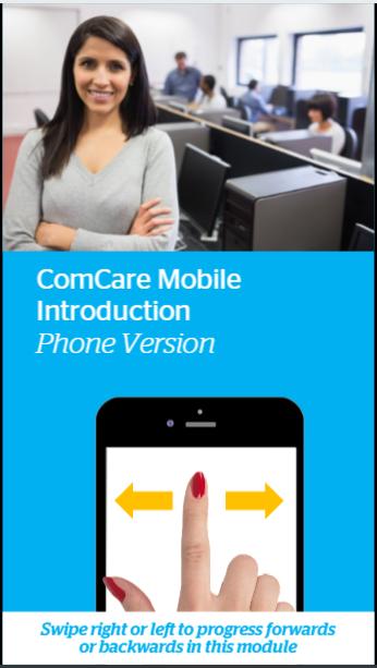 phone swipe image