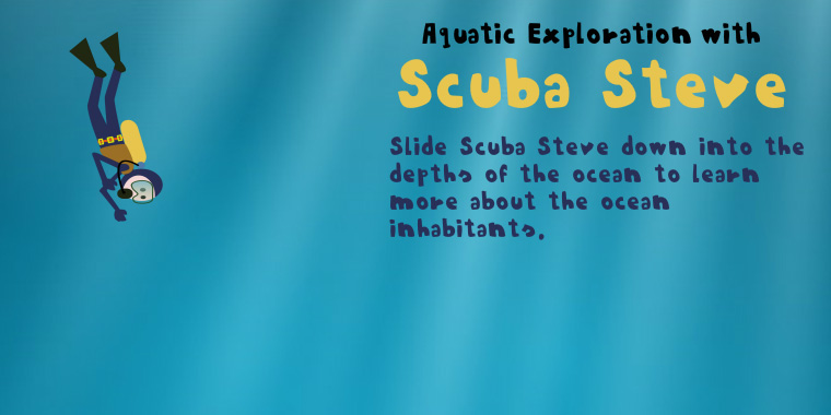 Deep Sea Diver Slider