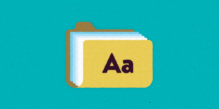 Free Fonts For E-Learning