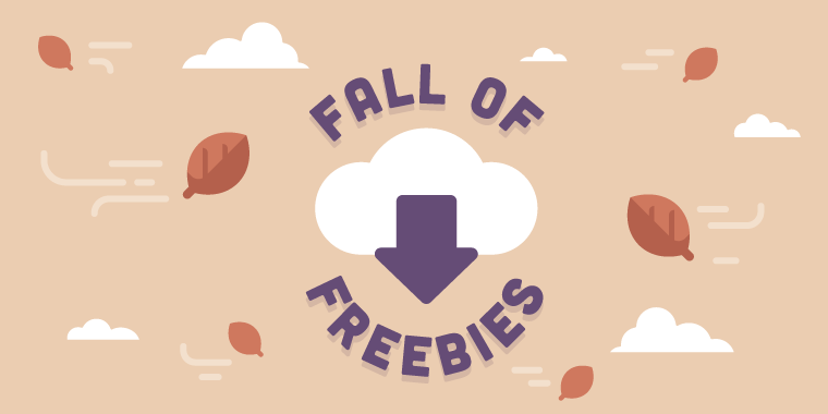 Rake in 8 Free Graphics Sets with Icons, Buttons, Badges, and More