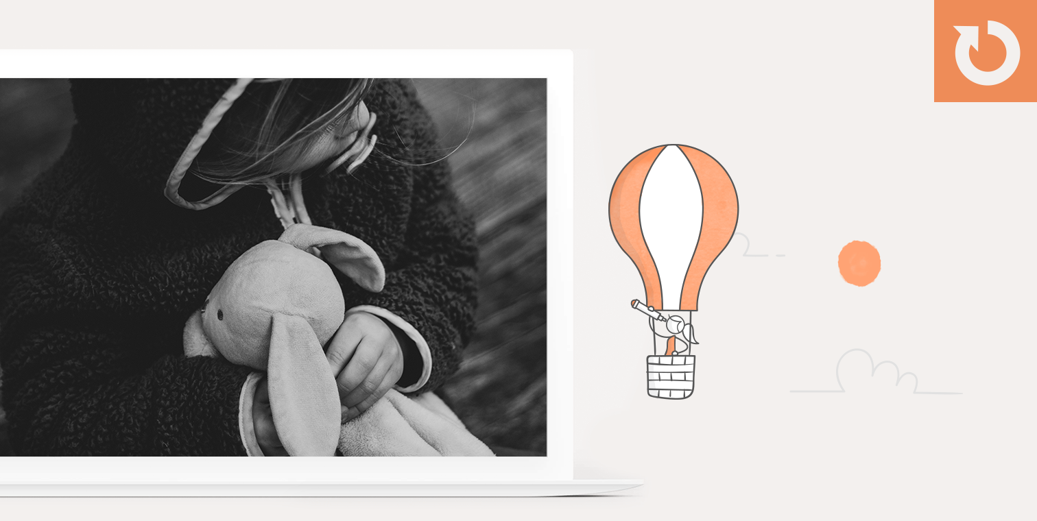 25+ Mixing Photo and Illustration Examples in E-Learning Design #312