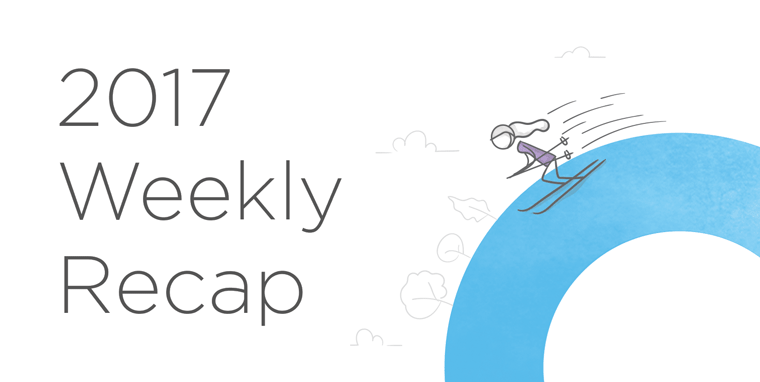 A Week in Review: August 21, 2017