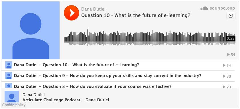 Dana Dutiel podcast