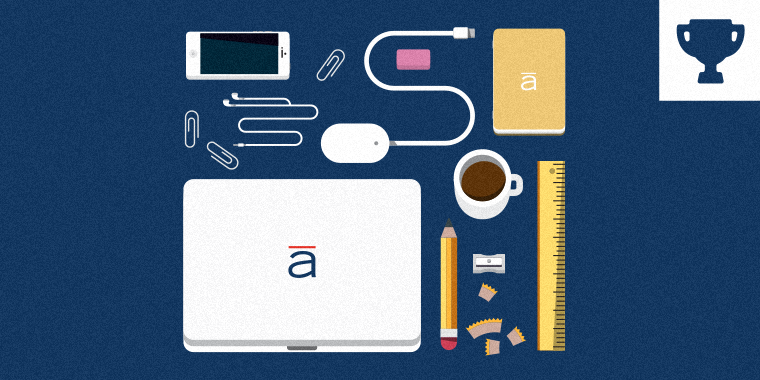 Flat Design Graphics for E-Learning #50