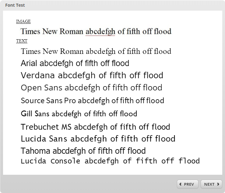 Fonts and Ligatures in IE - Articulate Storyline Discussions