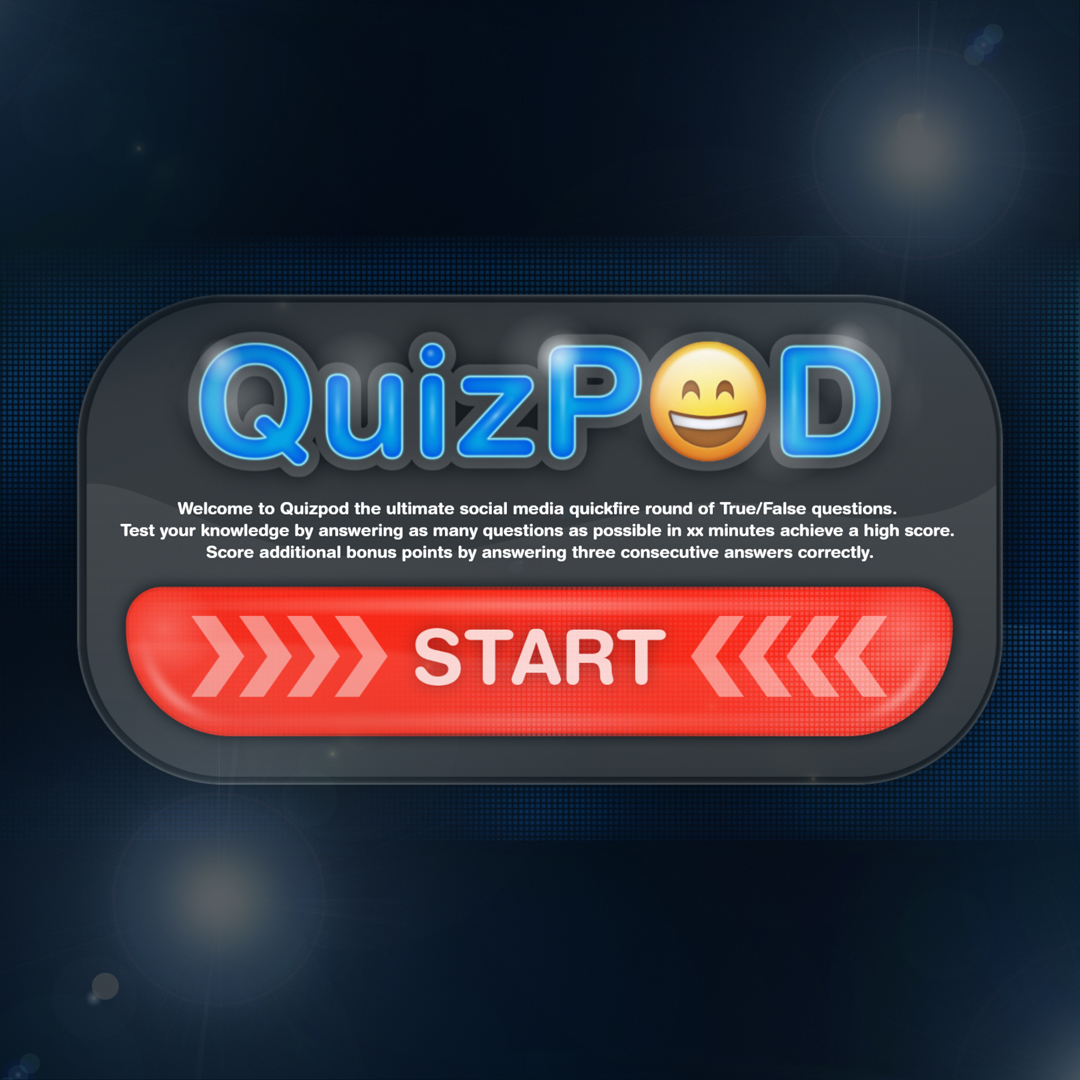 gamified quiz