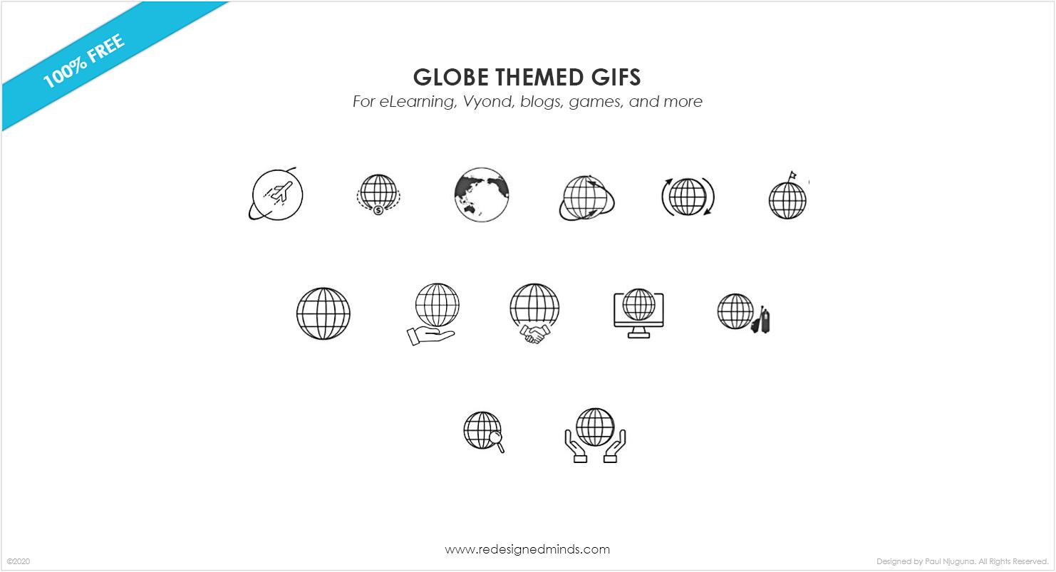 Globe GIFS
