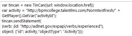 Domain name + course name