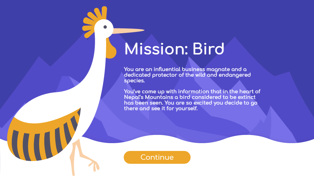 FasterCourse_Storyline_Mission_Bird_Game