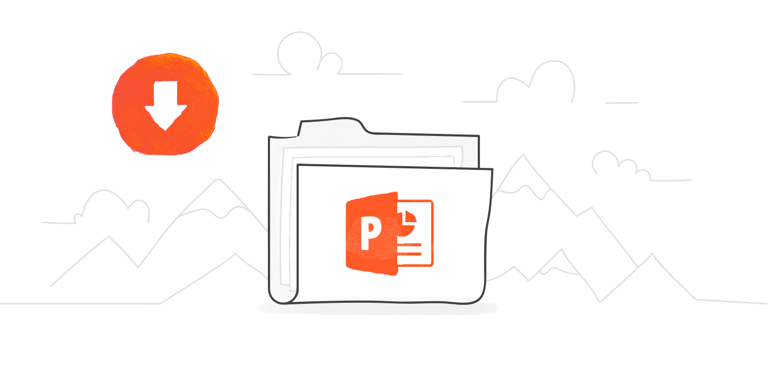 Header Image - Top 10 Most Popular PowerPoint Downloads of 2019