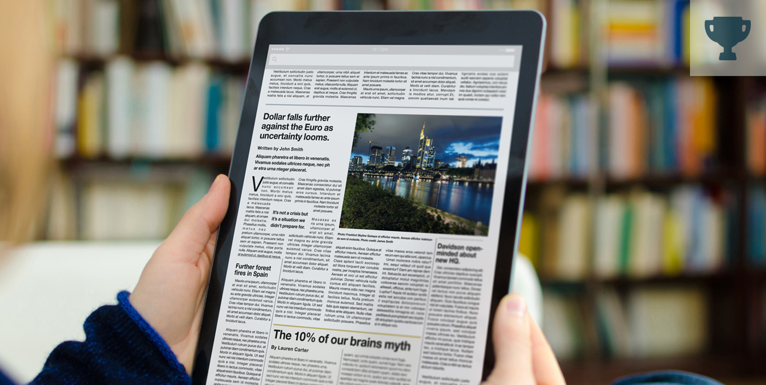 Share Your Digital Magazine Examples!
