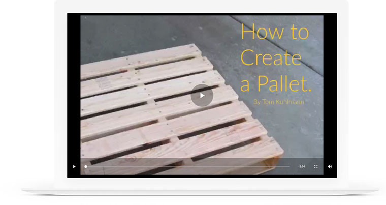 How to Create a Pallet