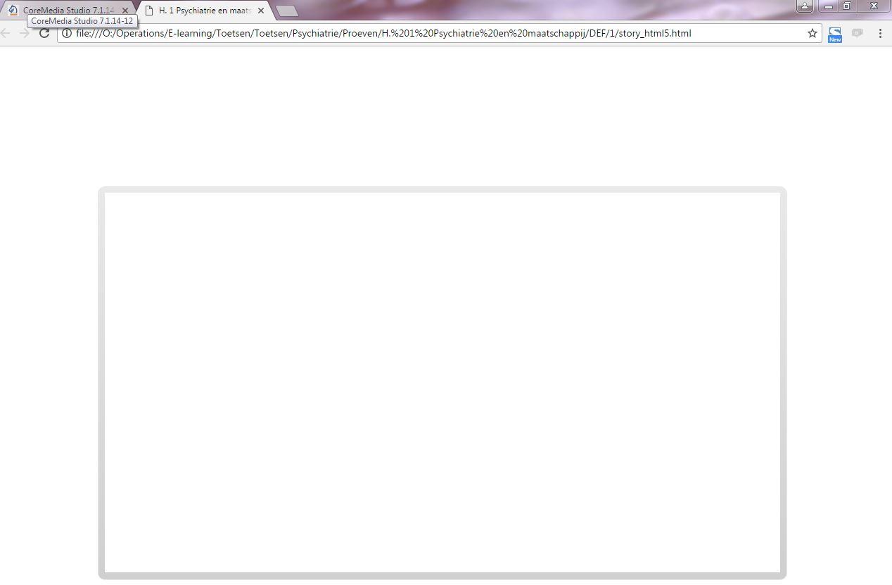 Screenshot Chrome v58