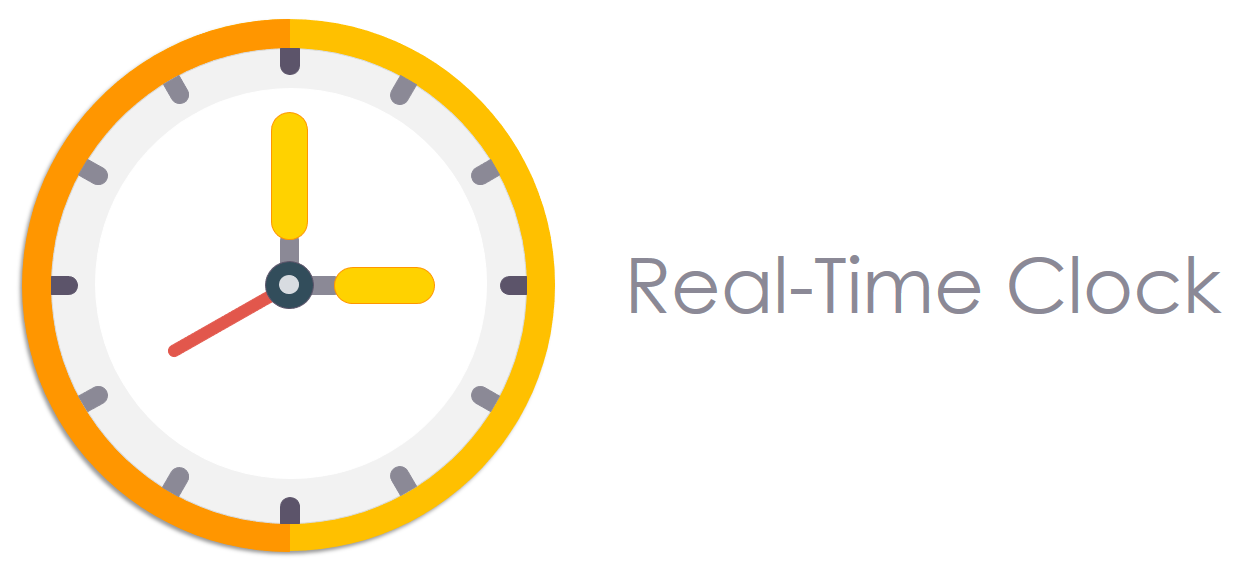 animated clock for powerpoint. here is the customizable realtime animated clock designed in powerpoint which can be used training modules works same as a real for t