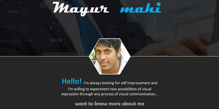 Mayur Mahi