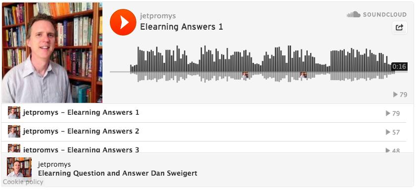 Dan Sweigert podcast