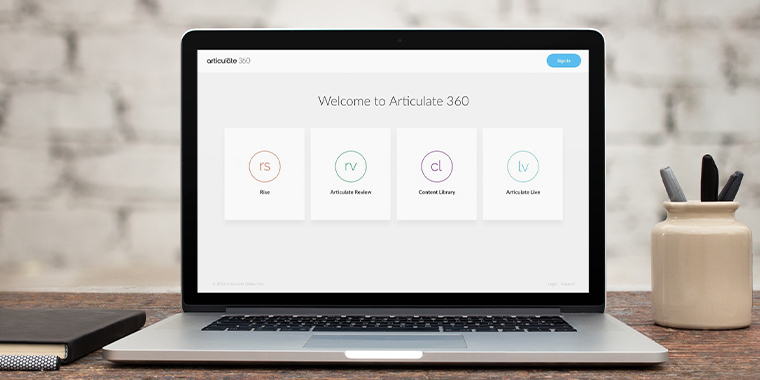 4 Ways Articulate 360 Empowers Your Course Creation Process