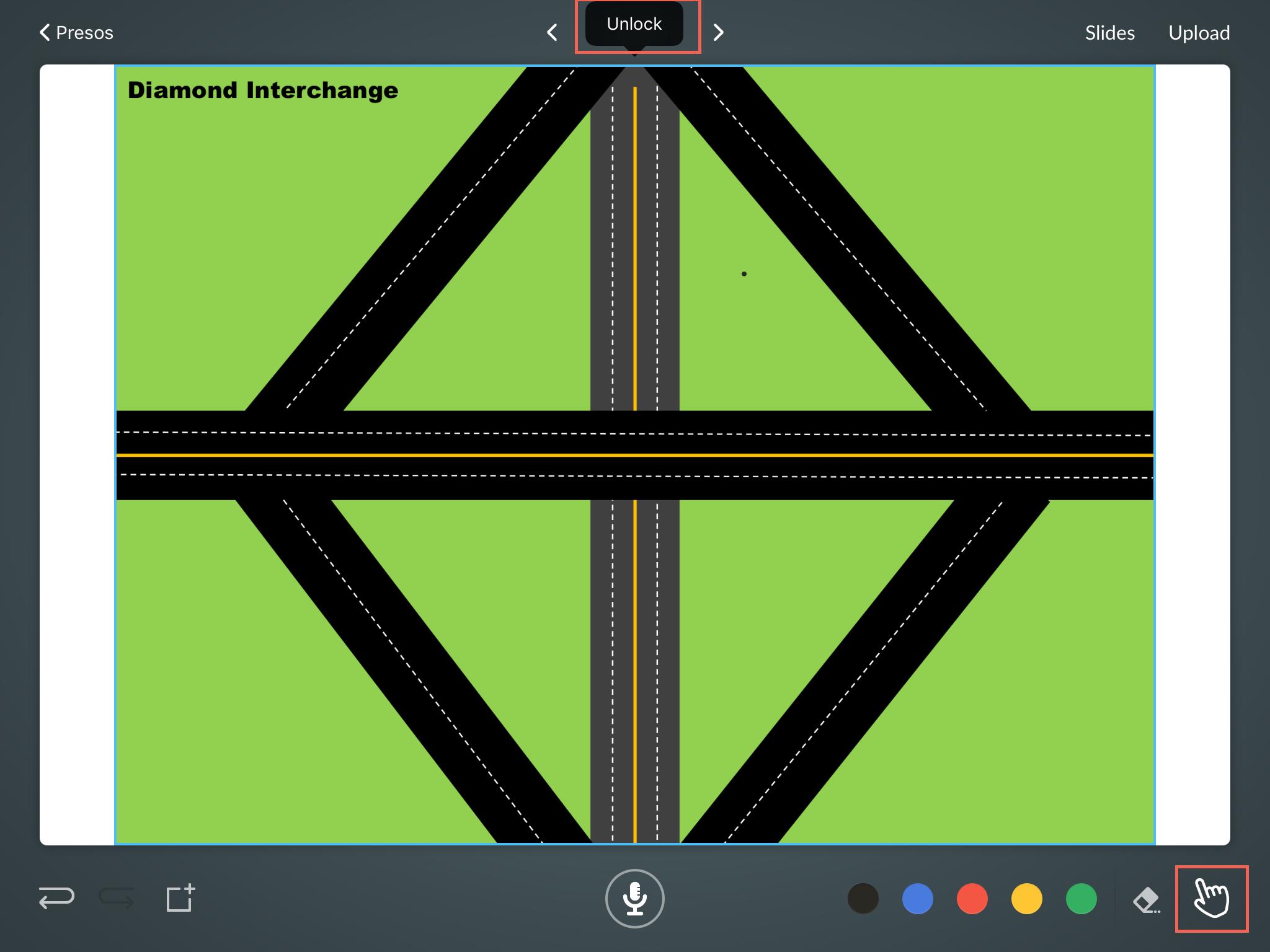 Step 4a: Adjusting slide image