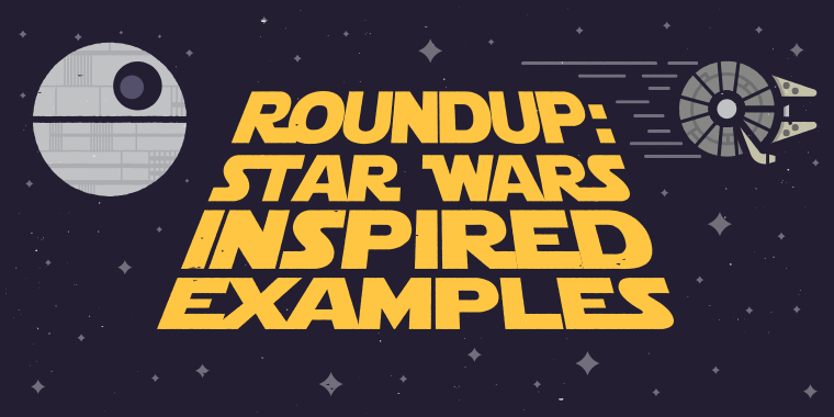 star wars inspired round-up header image