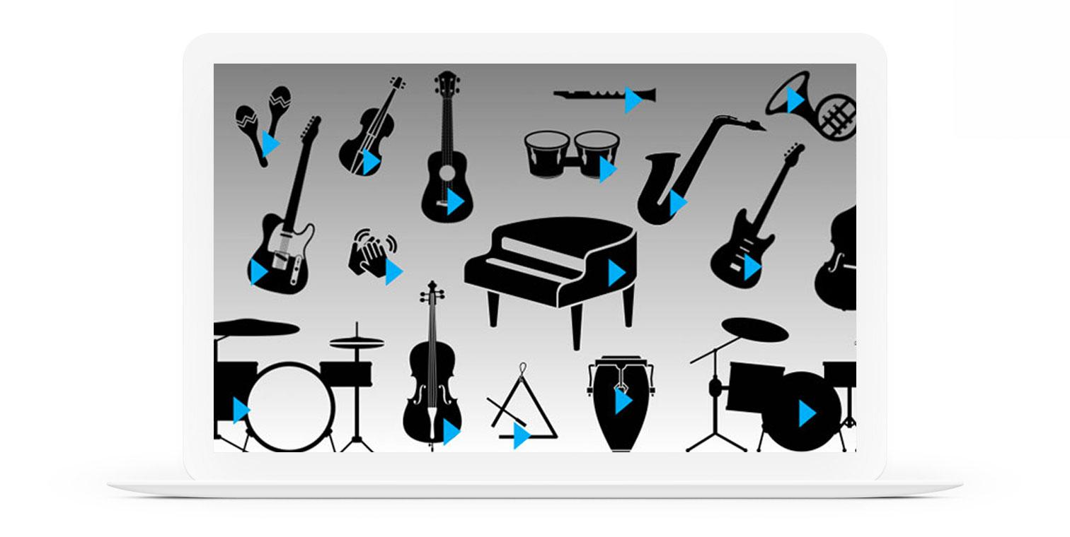 Instrument Soundboard