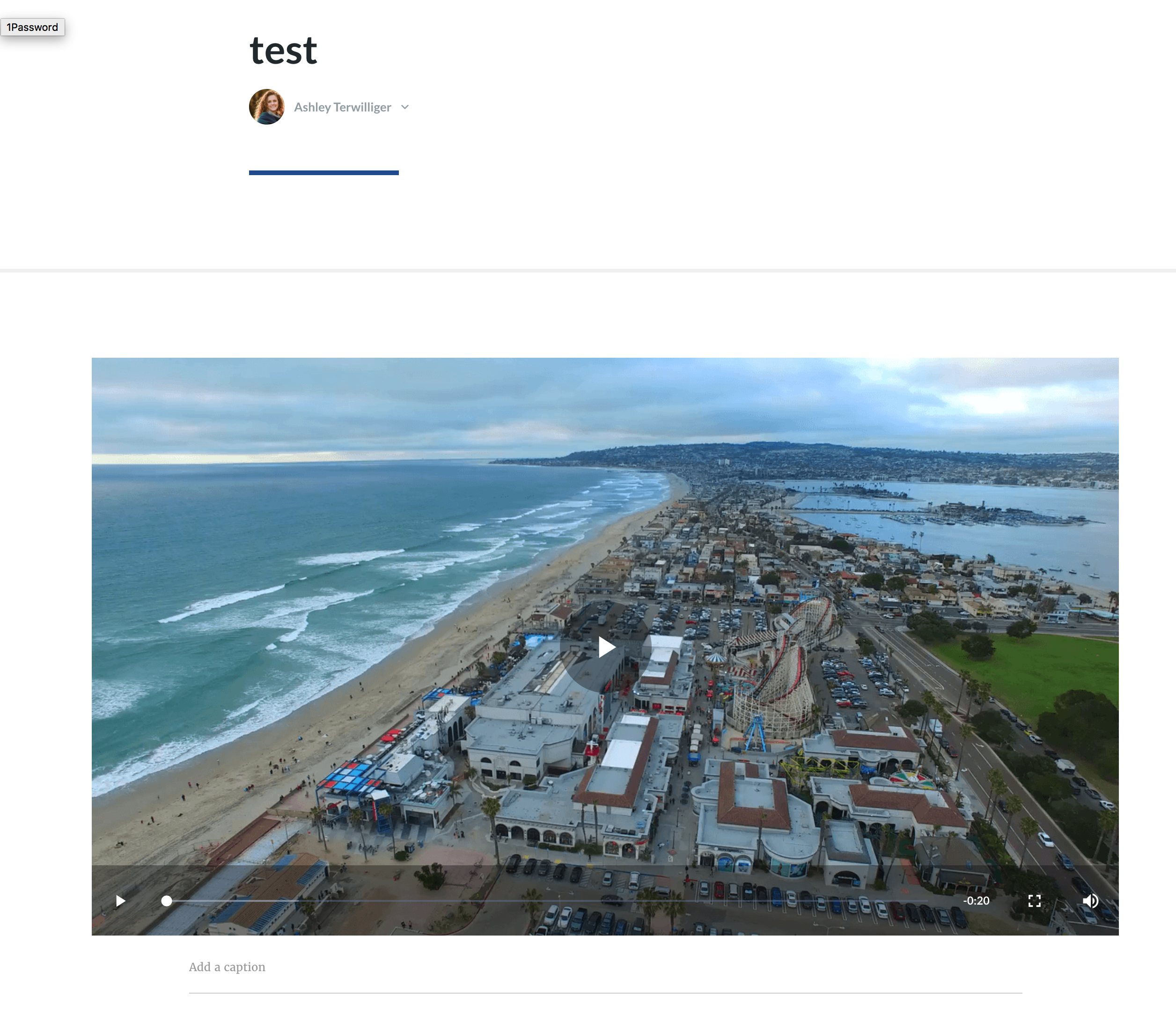 Possible Thumbnail Frames for Embedded Videos in Rise - Rise ...