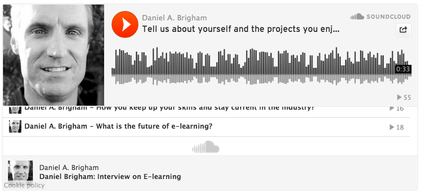 Daniel Brigham podcast