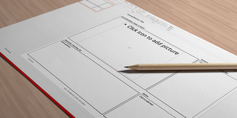 Storyboard Templates For ELearning   ELearning Heroes
