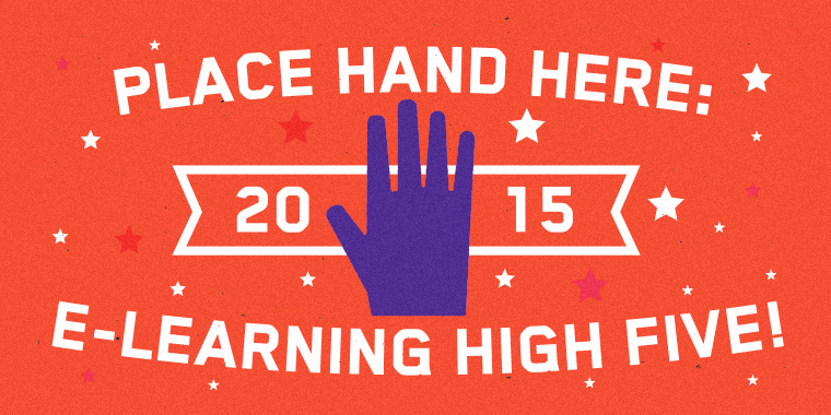 E-Learning High Five 2015