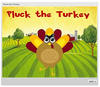 pluck turkey