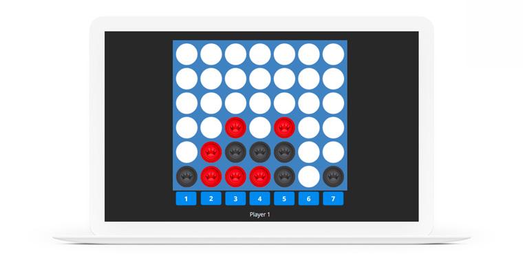 Connect Four for Storyline 360